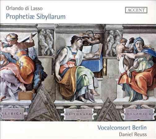 Orlando Di Lasso - Di Lasso: Prophetiae Sibyllarum, Motets