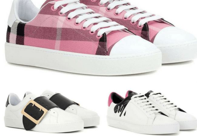 Sneakers Spring Summer 2017: models, inspirations, trends. #sneakers #shoes #sneakers2017