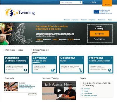 En la nube TIC: #eTwinning regresa con un portal renovado #languages