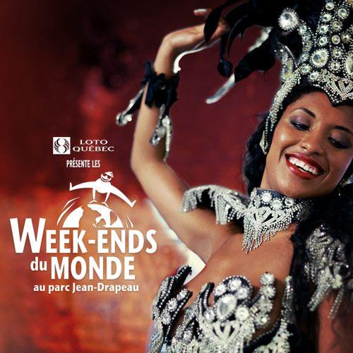 Les Week-ends du monde au parc Jean-Drapeau offrent aux Montréalais une vitrine pour célébrer et partager leur culture et leurs traditions grâce à la musique, à la danse et aux découvertes culinaires!