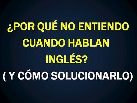 1000 frases mas comunes en Ingles-Español 1 - YouTube