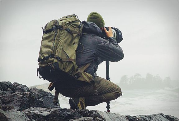 F-STOP MOUNTAIN SERIES F-Stop Gear, makers of some of the most inventive adventure photographer packs out there, have just revealed their 2015 backpack collection.