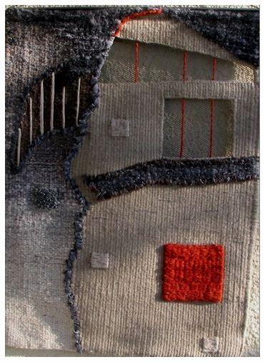 tapisserie contemporaine tissage artistique atelier. Black Bedroom Furniture Sets. Home Design Ideas