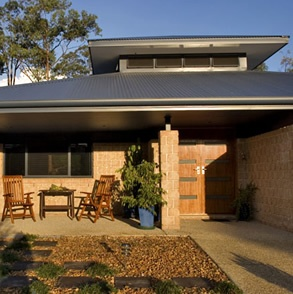Woodstock Arcadia - Sandstone Gold Double Height