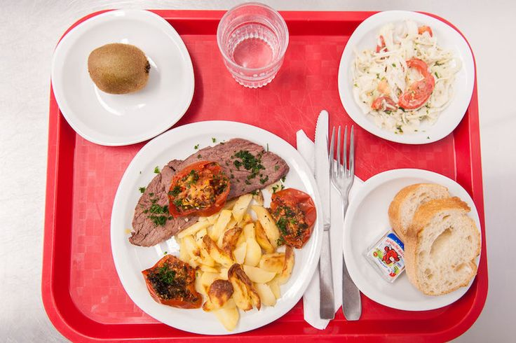 What French Kids Eat For School Lunch (It Puts Americans To Shame!)
