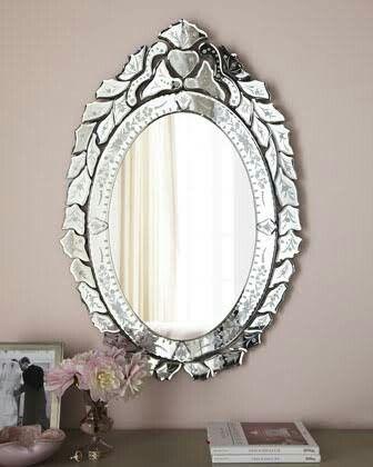 Venetian Designer Mirror