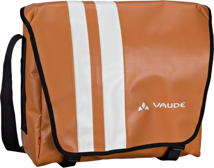 Vaude Bert L Orange (innen: Grau) - Notebooktasche   Tablet