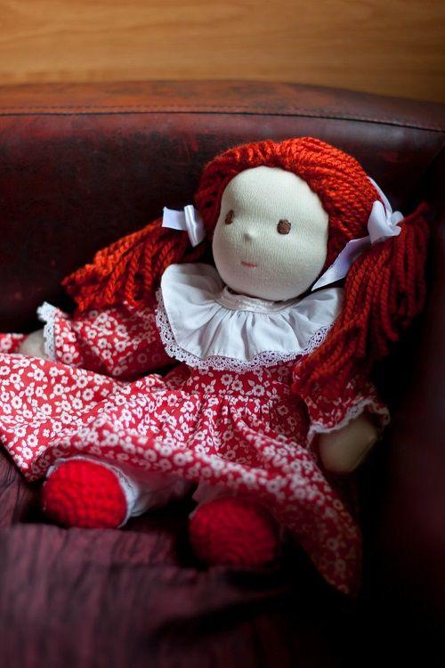 waldorf doll by iwonadr1@gmail.com