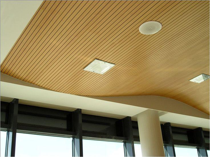 137 best images about plafones recubrimientos paneles y - Plafones de techo ...