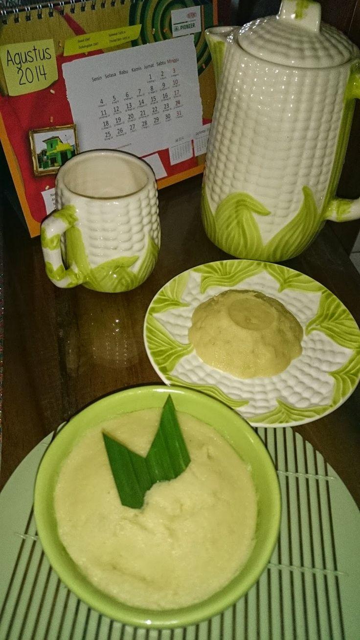 Rumah Makan DJOWO KLATEN: BARONGKO (kepok kuning)
