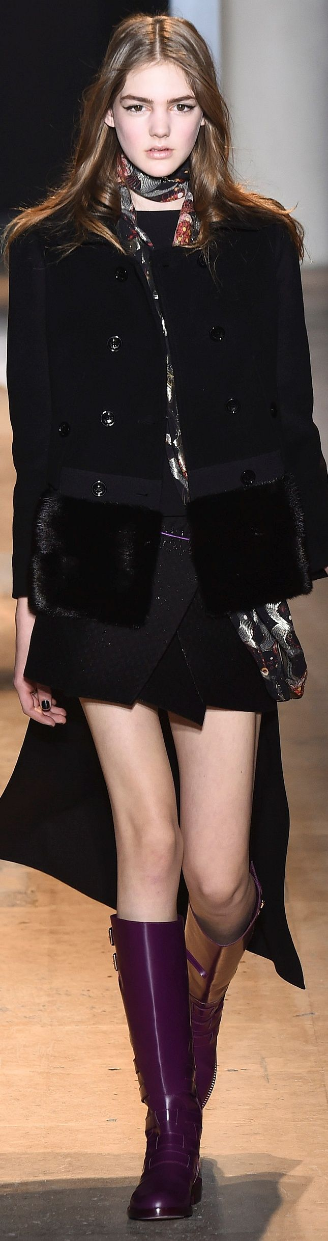 John Galliano Collections Fall Winter 2015-16 collection