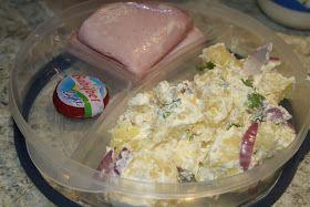 Caroline Makes....: Slimming World Potato Salad