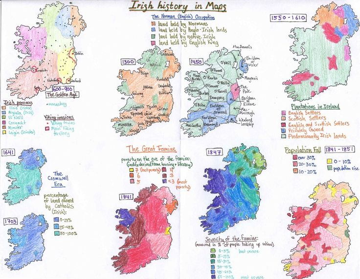 Map Of Ireland 1600.Irish History In Maps Scotland History Map Ireland Map