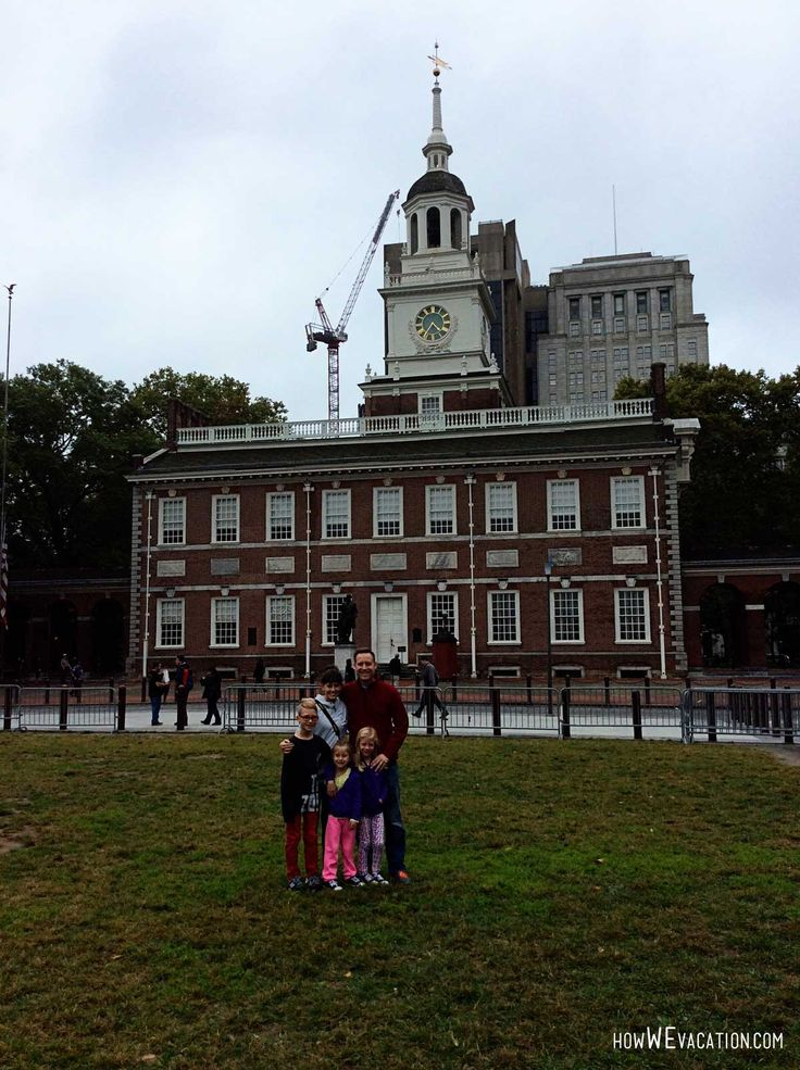 Visiting Philadelphia: Independance Hall and Liberty Bell - Travel Tips from How We Vacation