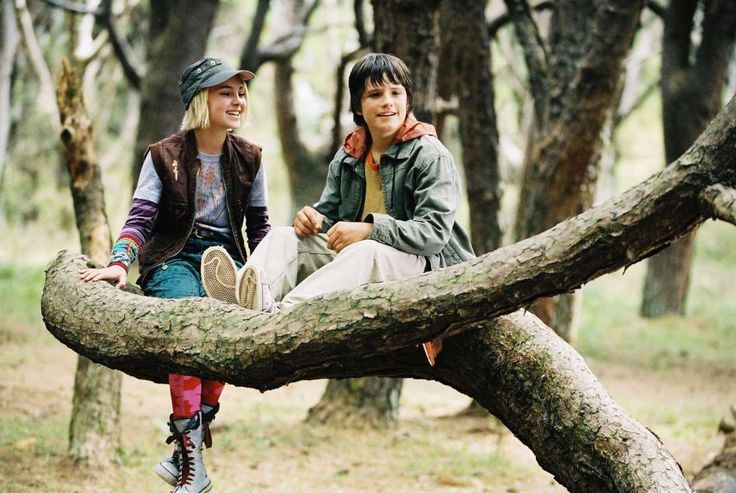 Bridge to Terabithia (2007)This book made us cry as kids, and the movie made us cry as adults. This ... - Kristy Griffen/Walt Disney Pictures/Walden Media/REX/Shutterstock