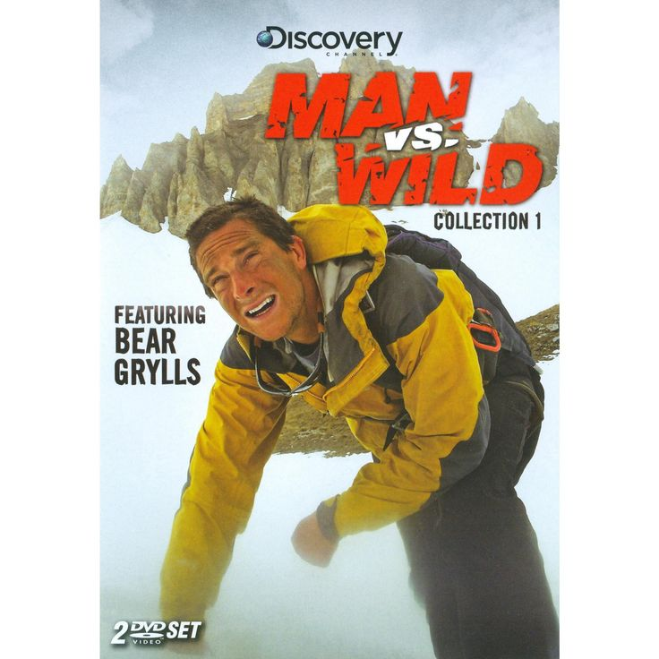 Man vs. Wild: Collection 1 [2 Discs]
