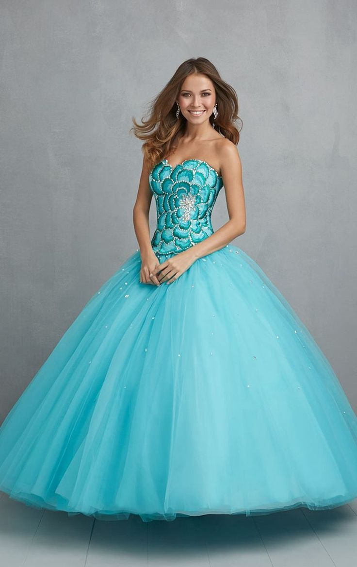 16 Best Quinceanera Dress Images On Pinterest Ball Dresses Ball