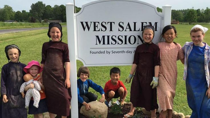"West Salem Mission (fb and gofundme) Adventist Review Online | ""We are Amish. And We are Seventh-day Adventists"""