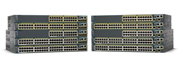 Cisco Catalyst 2960G-24TC-L Switch - Cisco