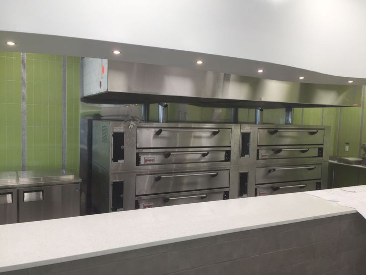 Installing Marsal & Sons commercial pizza ovens  https://www.culinarydepotinc.com/brands/marsal  #CulinaryDepot #Marsal&Sons #Pizzeria #PizzaOven #Commercial #Chef #ItalianRestaurant #Pizza #Oven