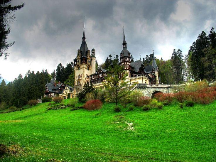 Peleș-kastély, Románia