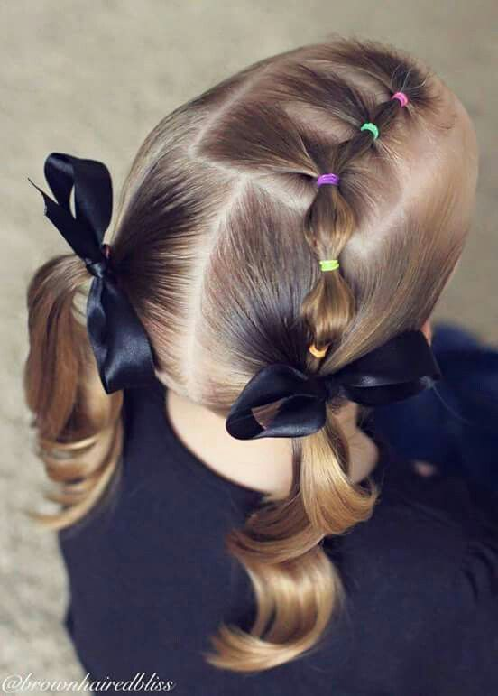 Hairstyles For Toddlers 167 Best Hairstyle Tutorials Images On Pinterest  Hairstyle Ideas