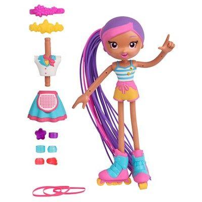 Betty Spaghetty Doll - Skater Café Lucy