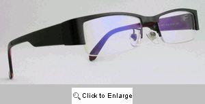 Thames European Reading Glasses - 476R Black