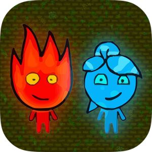 Fireboy and Watergirl: Online in the Forest Temple - Multiplayer Running and Adventure Game by Metin Yucel