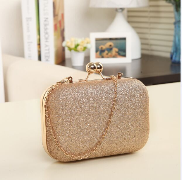 Item Type: Handbags Brand Name: AYIHOFOM Number of Handles/Straps: Single Closure Type: Hasp Handbags Type: Evening Bags Shape: Flap Decoration: Sequined Gender: Women Pattern Type: Solid Hardness: Ha