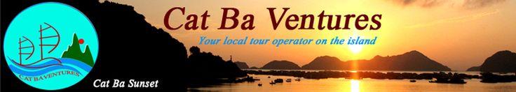 Cat Ba Ventures, Cat Ba Trekking, Cat Ba Kayaking, Ha Long Bay Rock climbing, provides Halong Bay travel information including cruise on Ha ...