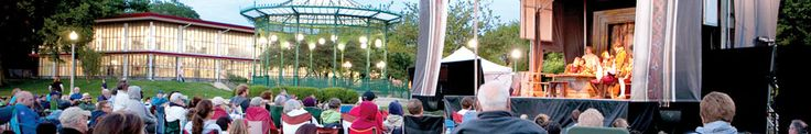 Shakespeare in the Parks -   Loyola Park Friday, August 2, 6:30 p.m. Saturday, August 3, 6:30 p.m. 1230 W. Greenleaf