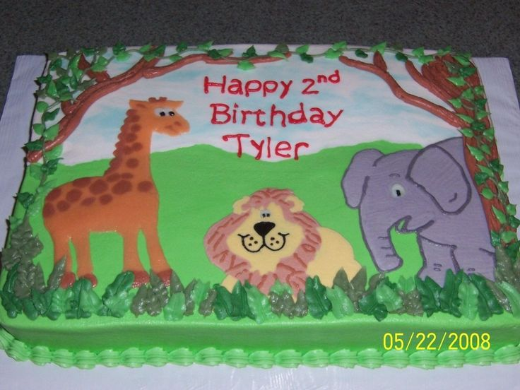 the 25 best ideas about jungle birthday cakes on pinterest on jungle birthday cake design