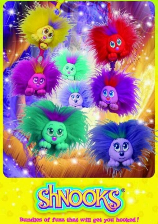 Shnooks #Hedstrom #Toys #FuzzyFriends #Shnooks
