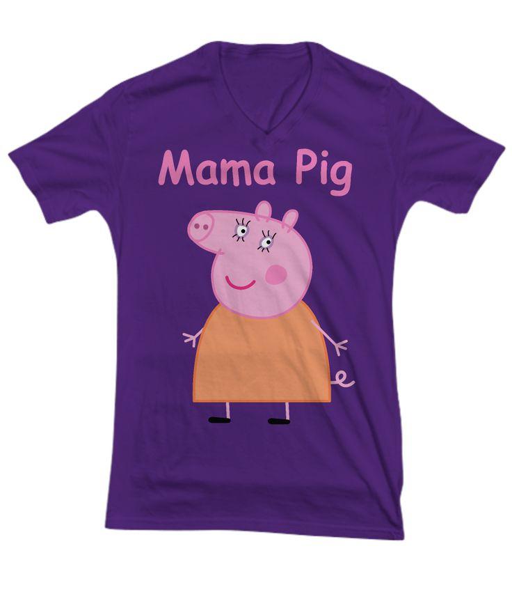 Mama Pig T Shirt - Peppa Pig clothing.  peppa pig, peppa pig toys, peppa pig characters, peppa pig costume, peppa pig george, peppa pig birthday, peppa pig clothes, peppa pig party ideas, peppa pig shoes, peppa pig birthday party, peppa pig family, peppa pig dress, peppa pig wallpaper, peppa pig cupcakes, peppa pig meme, peppa pig bag, peppa pig shirt