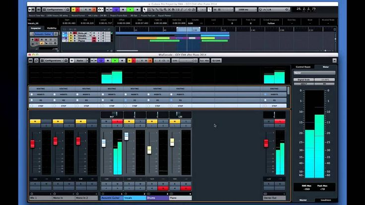 Cubase 8 Quick Start Videos   Chapter 5   Basic Mixing