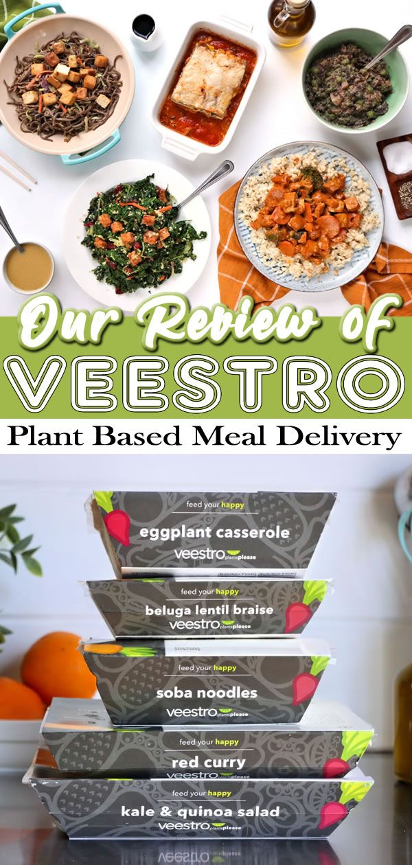We Tried Veestro Meal Delivery Here S Our Review Better Living Healthy Food Myths Whole Food Recipes Plant Based Meal Delivery