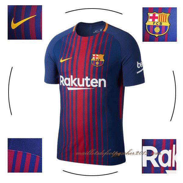 les maillots de foot barcelone 2017/18 domicile pas chers