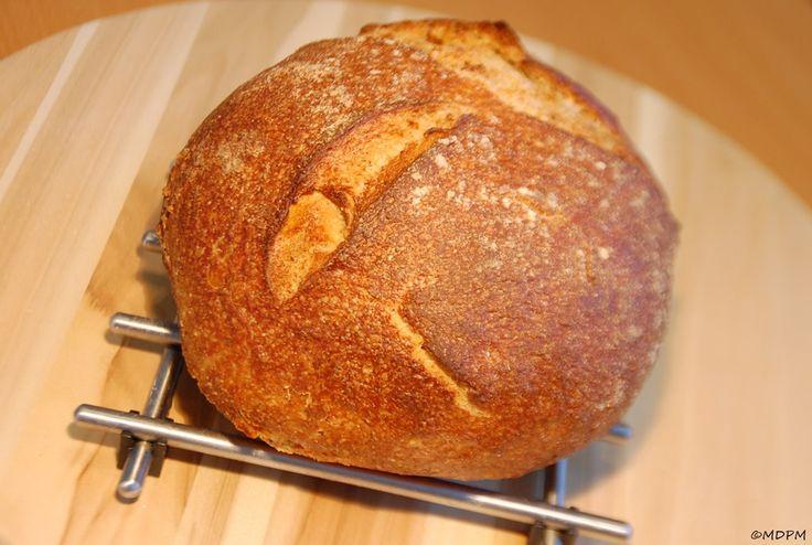 chléb – podmáslový pšeničnožitný ledničkový