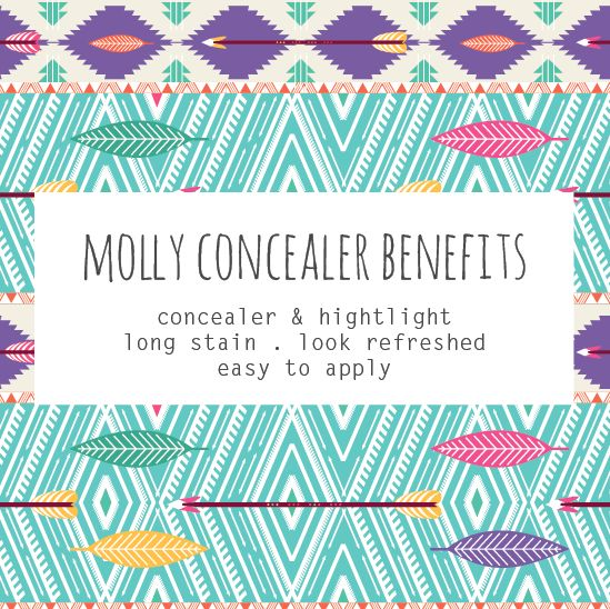 Concealer!!! By Molly Make.Up