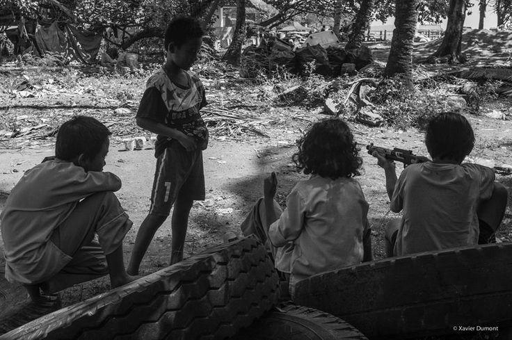 War Game , 2014, Bali  Xavier Dumont