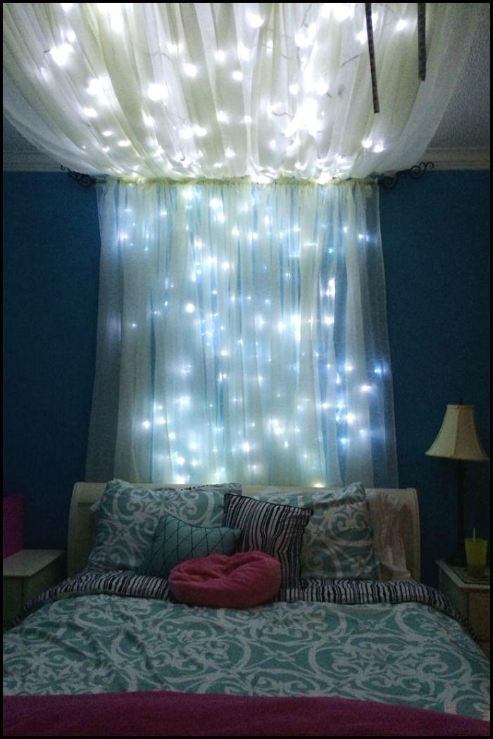 166 best bedrooms inspiration images on pinterest diy - Lights to hang in room ...