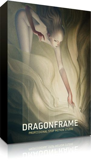 Free Trial | Dragonframe stop motion software box