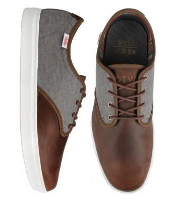 Vans OTW Ludlow Shoes - Native American $85 #vans #otw #ludlow