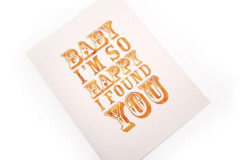'Jesus Baby' Card – Dirty Lola's