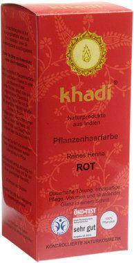 Khadi® Henné Puro