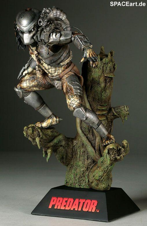 Predator 1: Predator Diorama, Statue / Diorama ... http://spaceart.de/produkte/pr006.php