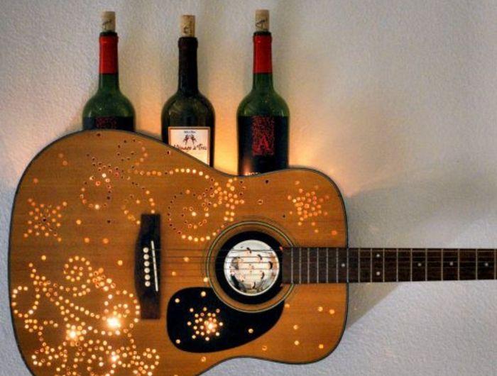 1001 Kreative Und Nutzliche Upcycling Ideen Zur Inspiration Upcycling Ideen Kreativ Gitarre Geschenke