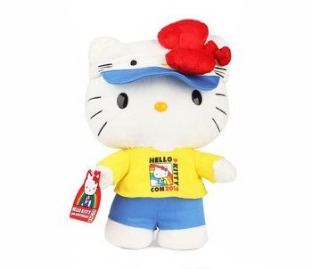 "Hello Kitty 10"" Plush: Visor"