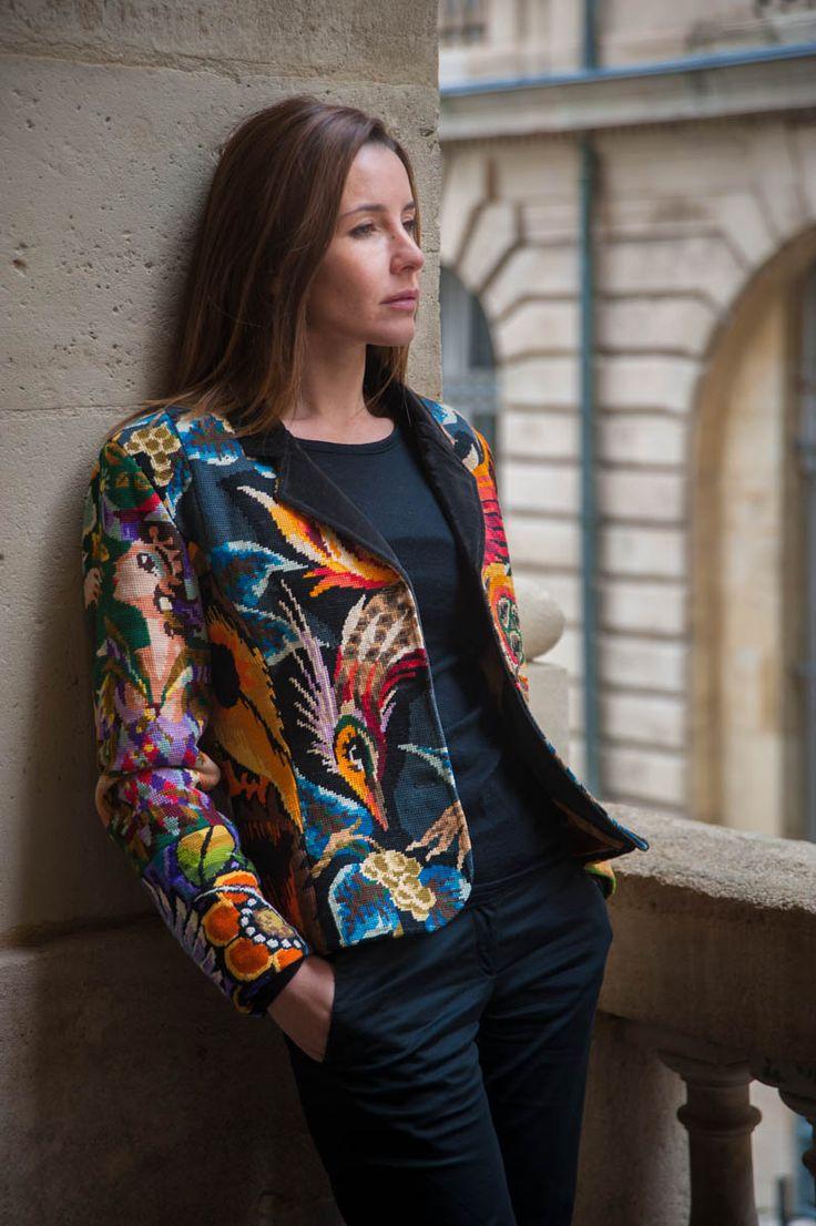 veste en canevas - MO Bordeaux